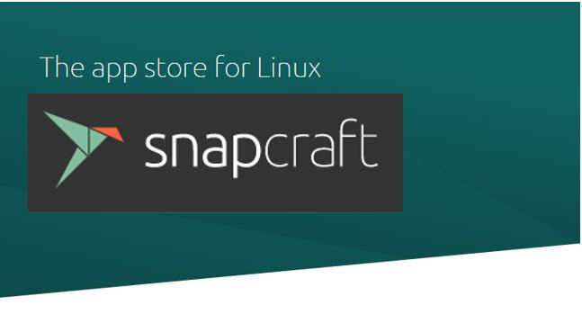 Snaps universal package manager for Linux